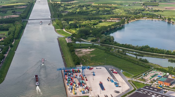 Meerdere inland container terminals.jpg